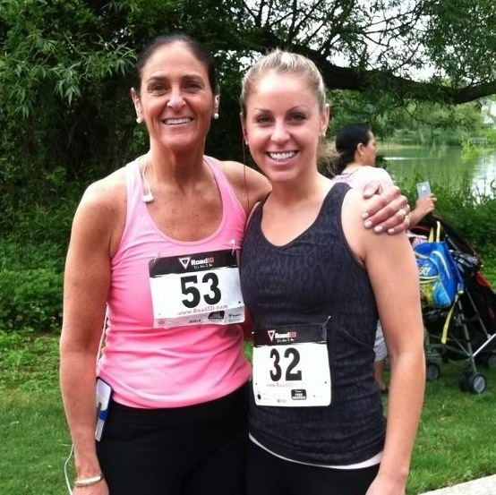 Christophers Run 5k w Mom