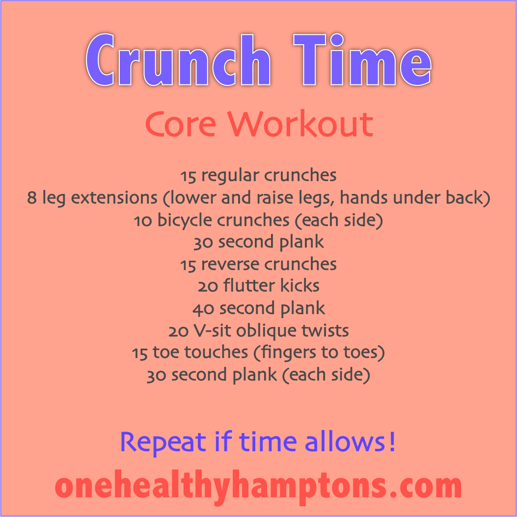 Crunch Time Core